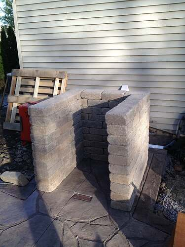 How To Build An Outdoor Brick Oven (9)