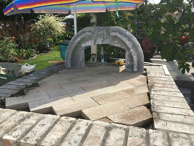 Build Your Own Outdoor Pizza Oven (8)