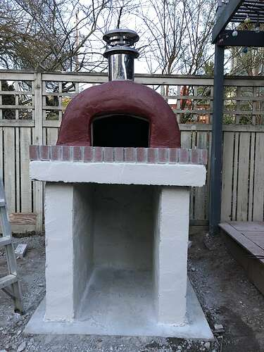 Wood Fired Bread Oven (60)