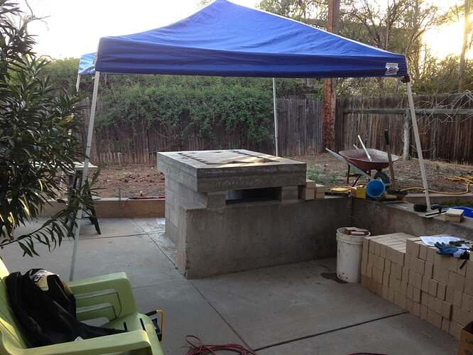 Italian Wood Fired Pizza Oven (3)