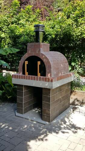 Wood Pizza Oven (22)