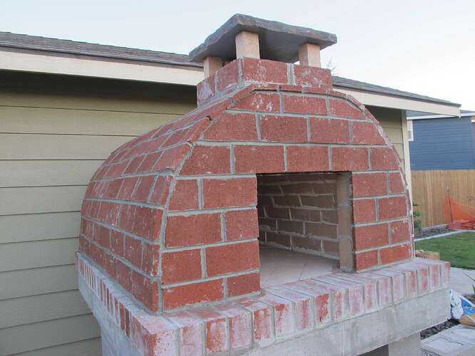 How To Pizza Oven Build (22)