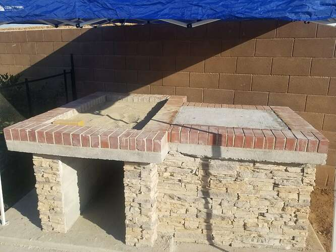 How to Build an Outdoor Pizza Oven Step by Step (12)