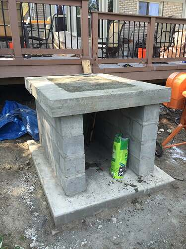 Simple Outdoor Oven (10)