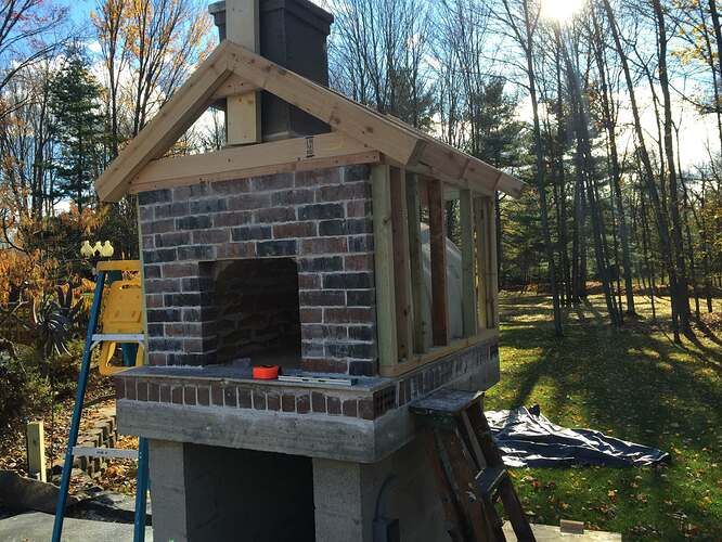 Outdoor Brick Oven And Grill (4)