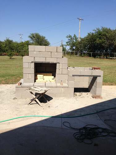 Large Outdoor Fireplace (4)