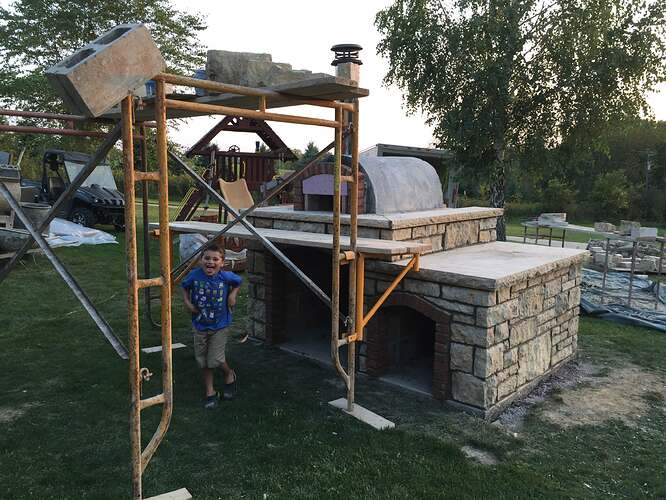 Build Your Own Outdoor Pizza Oven (29)