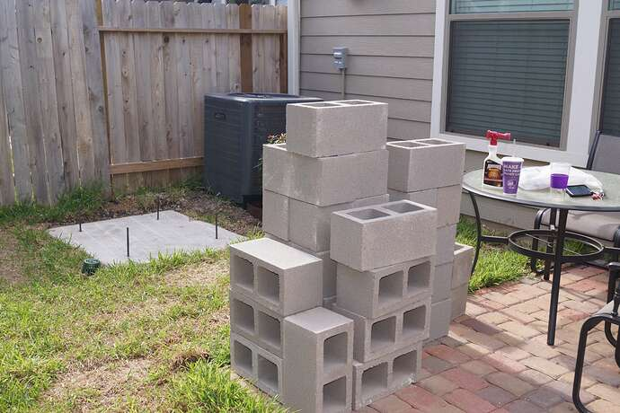 Refractory Cement Pizza Oven (34)