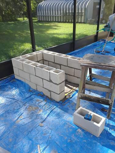 Building A Pizza Oven (10)