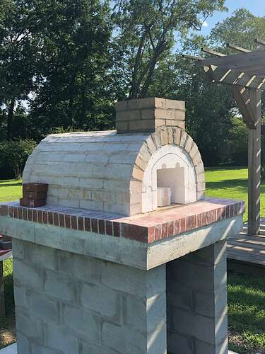 How To Build a Pizza Oven at Home (44)