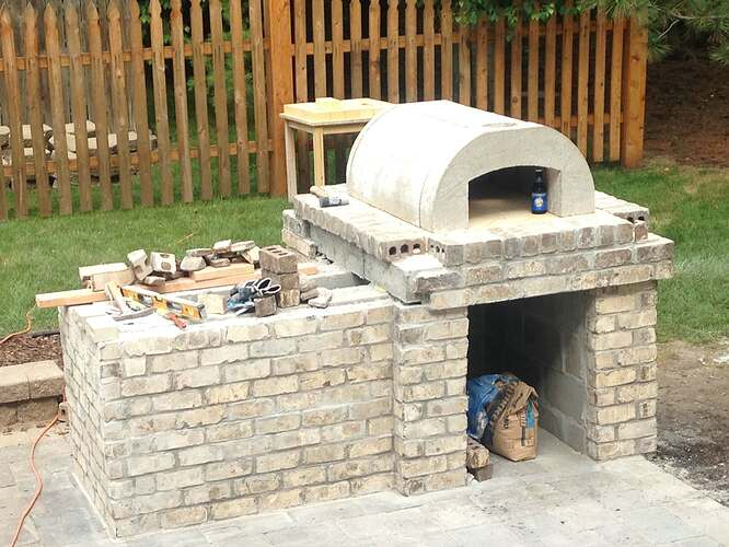 Outdoor Wood Burning Oven (15)
