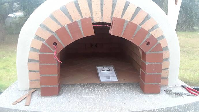 Building A Pizza Oven (182)