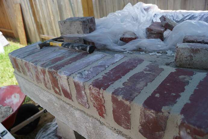 Refractory Cement Pizza Oven (68)
