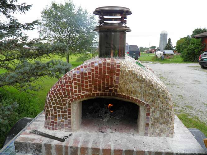 Portable Wood Fired Pizza Oven (17)