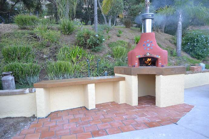 Wood Fire Pizza Oven (94)