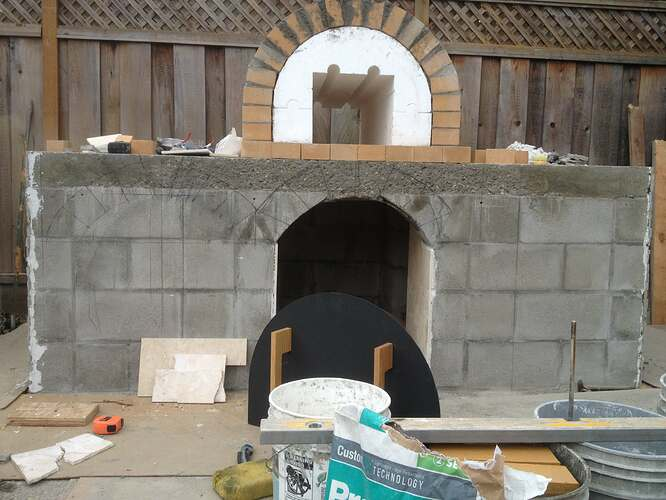 Outdoor Gas Pizza Oven (27)