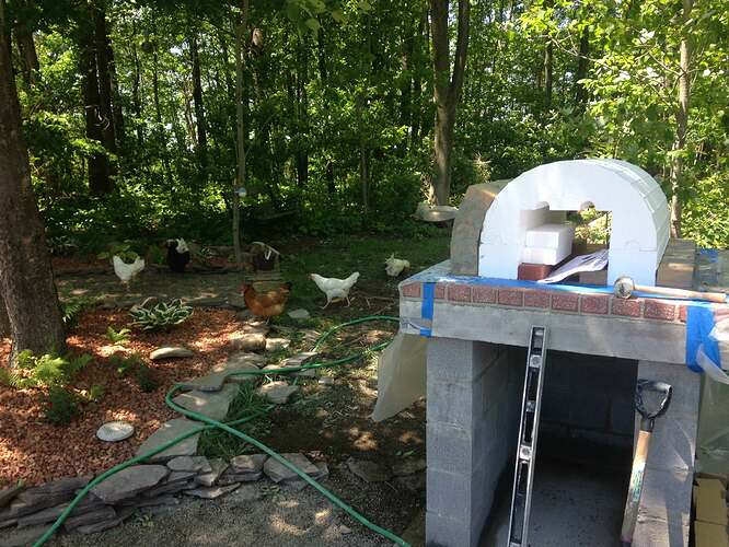 Wood Fired Oven Kit (12)