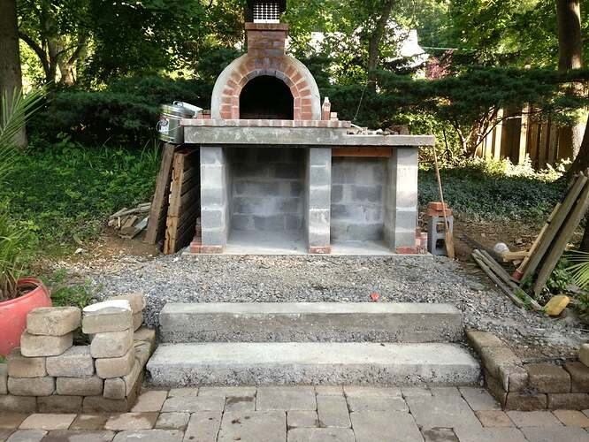 Firewood Pizza Oven (9)