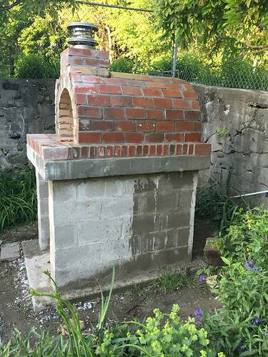 Garden Wood Fired Pizza Oven (61)