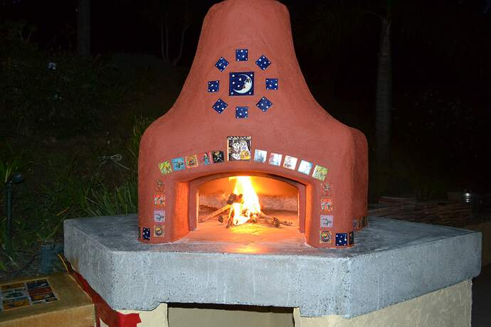 Wood Fire Pizza Oven (89)