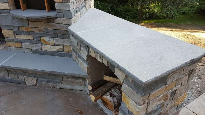 Outdoor Fireplace Plans (5)