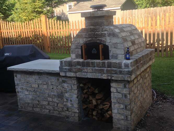 Outdoor Wood Burning Oven (27)