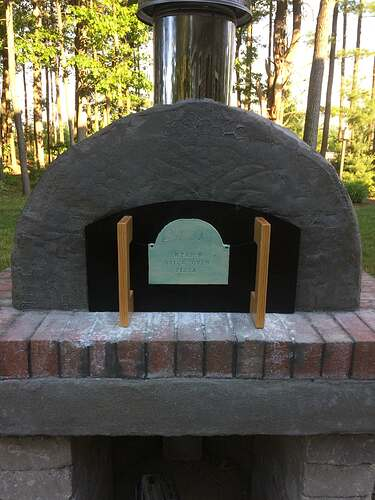 Do It Yourself Pizza Oven (26)