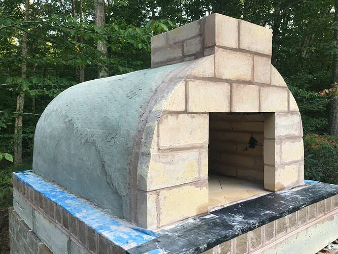Wood Fired Brick Oven (87)