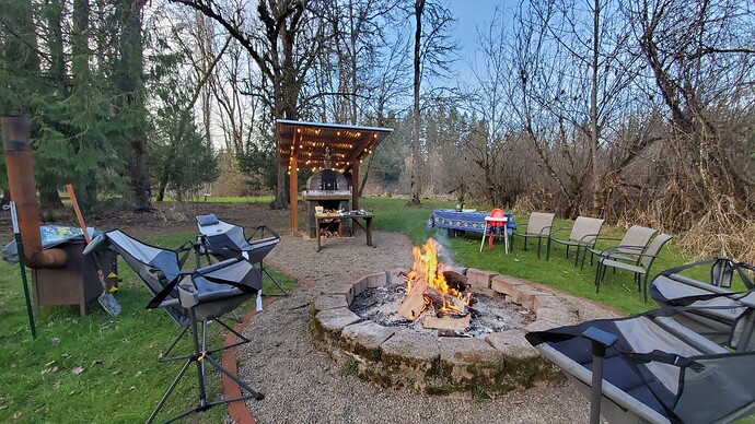 Outdoor Wood Burning Pizza Oven (31)