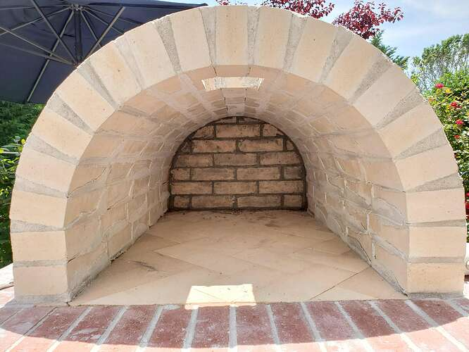 Home Wood Fired Pizza Oven (16)