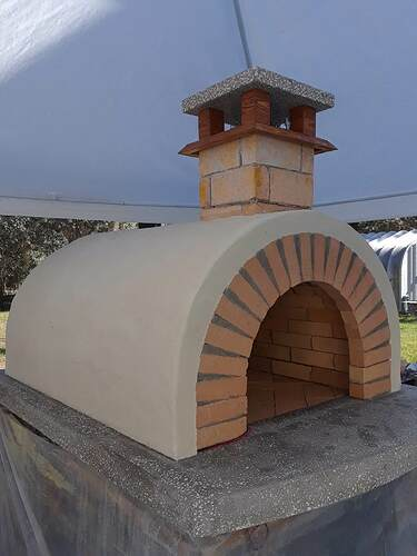 Building A Pizza Oven (177)