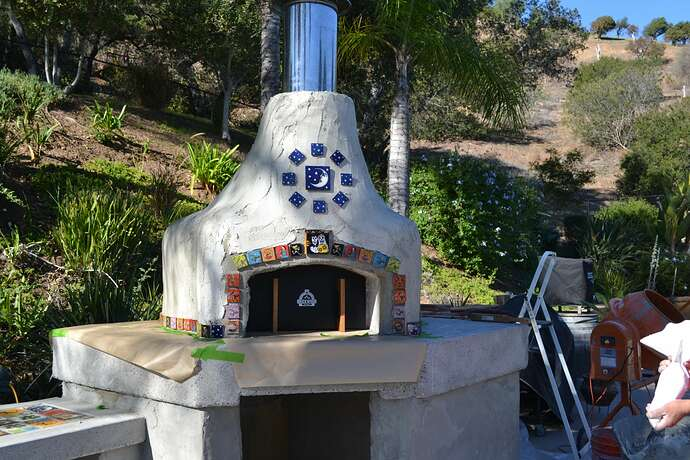 Wood Fire Pizza Oven (70)