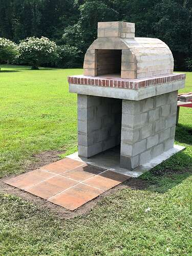 How To Build a Pizza Oven at Home (54)