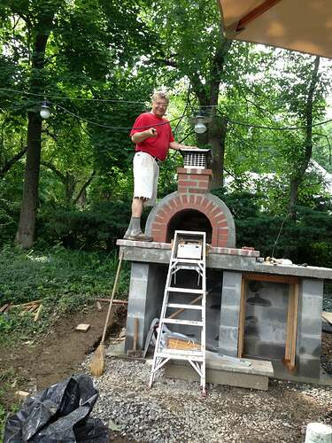 Firewood Pizza Oven (7)