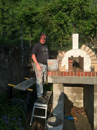 Garden Wood Fired Pizza Oven (43)