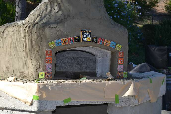 Wood Fire Pizza Oven (67)