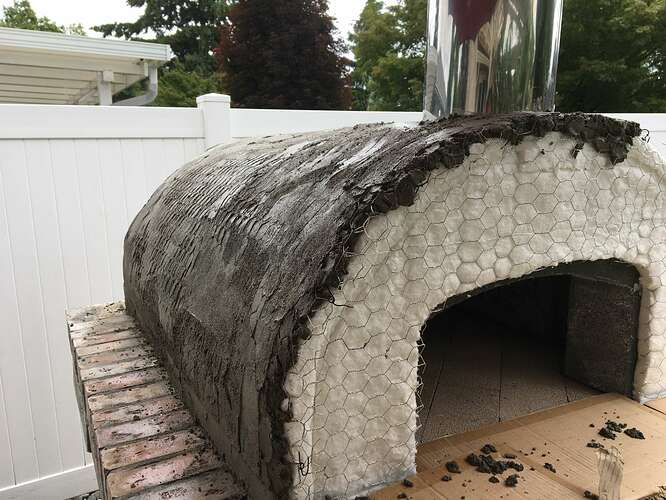 Build Your Own Outdoor Pizza Oven (15)