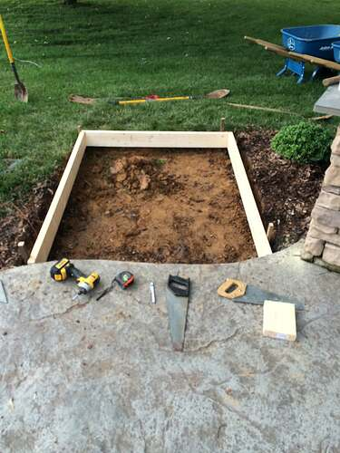 Making An Outdoor Pizza Oven (1)