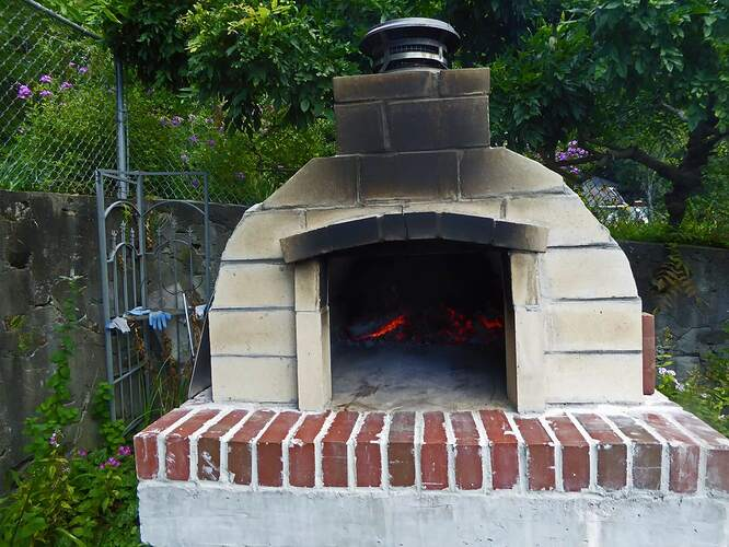 Garden Wood Fired Pizza Oven (67)