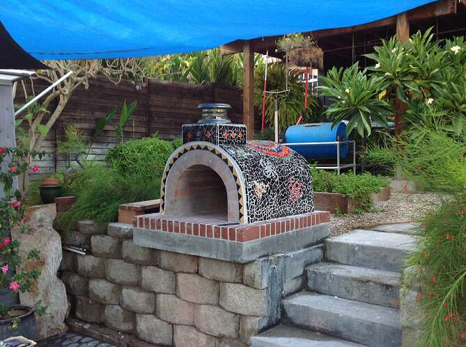 Outdoor Wood Fired Oven (48)