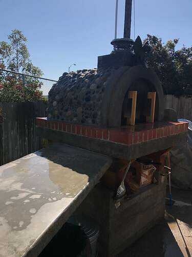 Home Pizza Oven Outdoor (4)