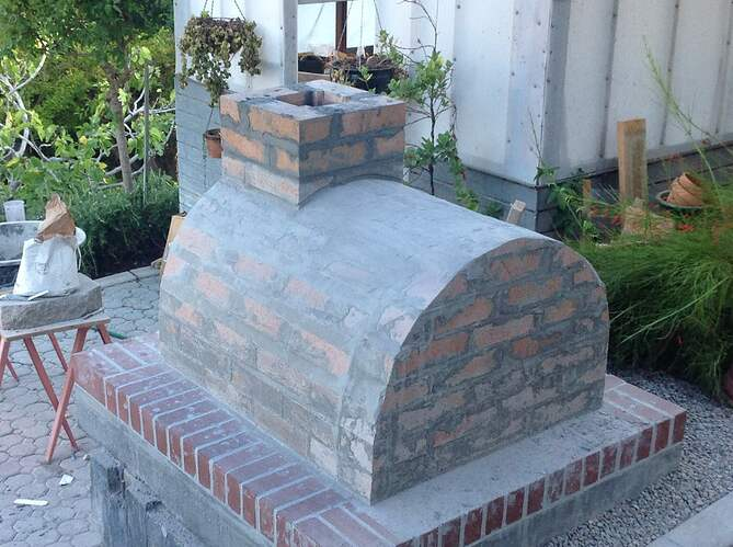 Outdoor Wood Fired Oven (19)