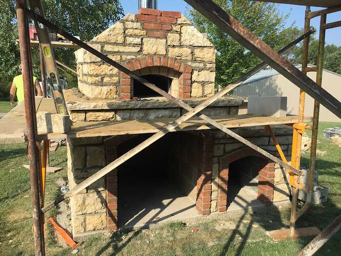 Build Your Own Outdoor Pizza Oven (34)