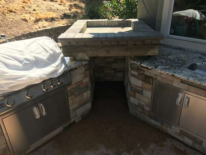 Gas Grill Pizza Oven (7)