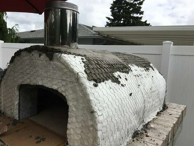 Build Your Own Outdoor Pizza Oven (14)