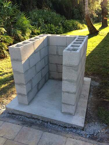 Building An Outdoor Oven (4)