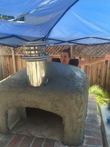 How To Make Wood Fired Oven At Home (32)