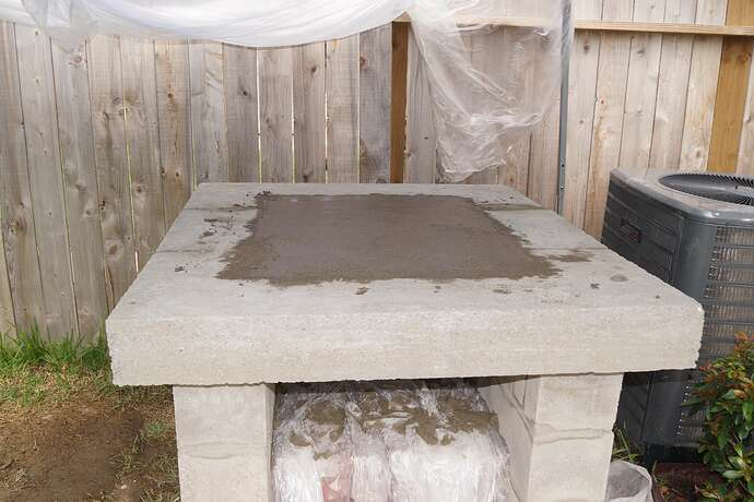 Refractory Cement Pizza Oven (64)