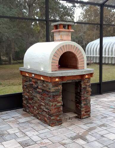 Building A Pizza Oven (181)