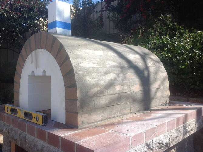 Build A Pizza Oven (10)